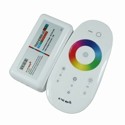 LED RGB Controllers with Touch Remote
